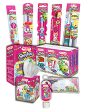 Load image into Gallery viewer, Brush Buddies Shopkins Collectors Pack