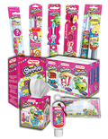 Brush Buddies Shopkins Collectors Pack