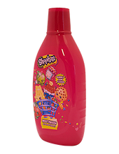Load image into Gallery viewer, Brush Buddies Shopkins Bubble Gum Mouthwash 16.9 fl oz (500 mL)