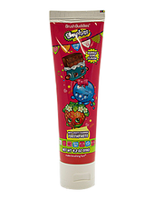 Load image into Gallery viewer, Brush Buddies Shopkins Bubble Gum Toothpaste 4.2 oz