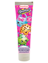 Load image into Gallery viewer, Brush Buddies Shopkins Bubble Gum Toothpaste (4.2 Oz)