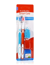 Load image into Gallery viewer, Smart Care Adult Brushing Kit 2 Pack