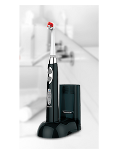 Soniclean Pro 3000 (Black) With 12 Brush Heads