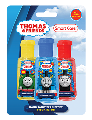 Thomas & Friends Hand Sanitizer (3 Pack)