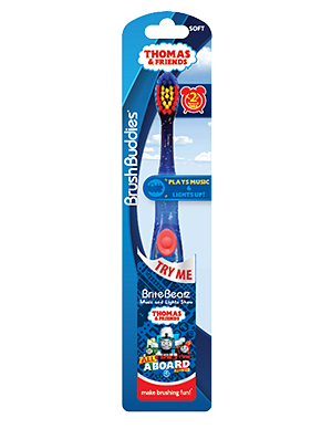Brush Buddies Thomas & Friends Brite Beatz Toothbrush