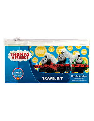 Brush Buddies Thomas & Friends Travel Kit