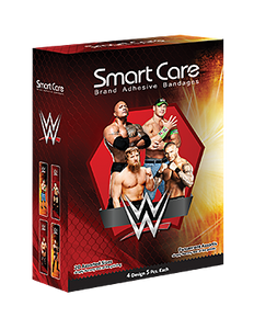 Smart Care WWE Bandages (20 Count)
