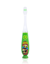 Load image into Gallery viewer, Brush Buddies Emoji Flash Toothbrush