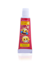 Load image into Gallery viewer, Brush Buddies Emoji Travel Bubble Gum Toothpaste (0.85oz)