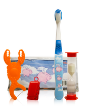 Load image into Gallery viewer, Brush Buddies Kids Hygiene Kit