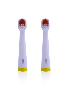 Soniclean Kids Replacement Brush Heads - Compatible with (Pro 2000, 3000, 5000,CVS Pro Whitening, Sonic Clean)