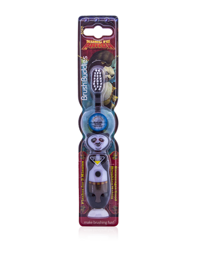 Brush Buddies Kung Fu Panda Flash Toothbrush