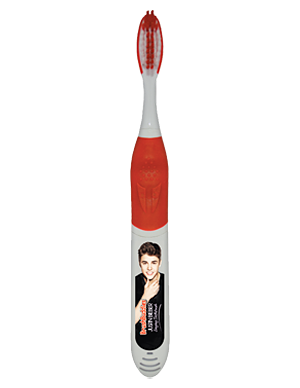 Brush Buddies Justin Bieber Singing Toothbrush (As Long As You Love Me & Beauty And A Beat)