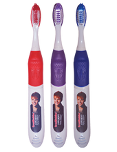 Load image into Gallery viewer, Brush Buddies Justin Bieber Singing Toothbrush (Never Say Never & One Time)