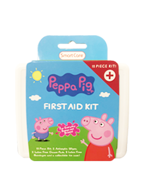 Smart Care Peppa Pig First Aid Kit