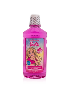 Brush Buddies Barbie Bubble Gum Mouthwash 16.9 oz