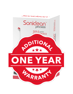 Soniclean Pro 3000 Additional 1 Year Warranty