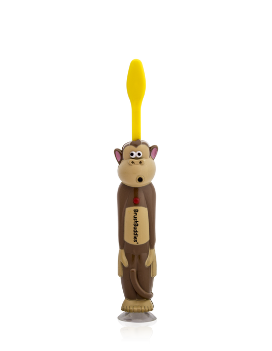 Brush Buddies Talkin' Swingin Sammy (Monkey) Toothbrush