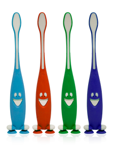 Smart Care Kids Toothbrush 4 Pack
