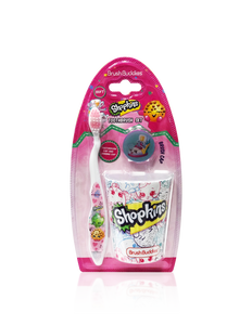 Brush Buddies Shopkins GIFT BUNDLE | 7 Shopkins Items in a Bundle