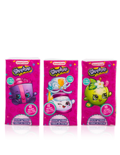 Load image into Gallery viewer, Smart Care Shopkins Pocket Facial Tissues 6 Pack