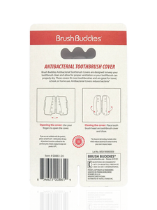 Antibacterial Toothbrush Cover