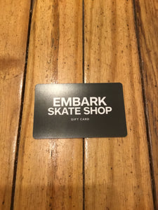 In-Store Only Gift Card