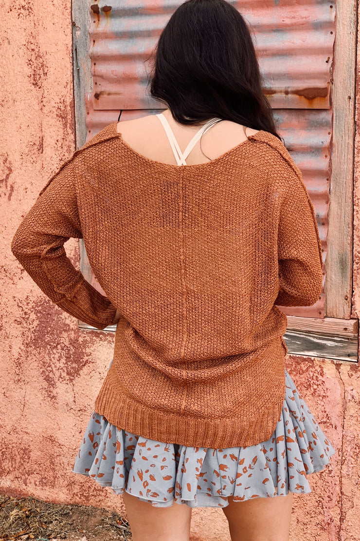 The Harvest Sweater