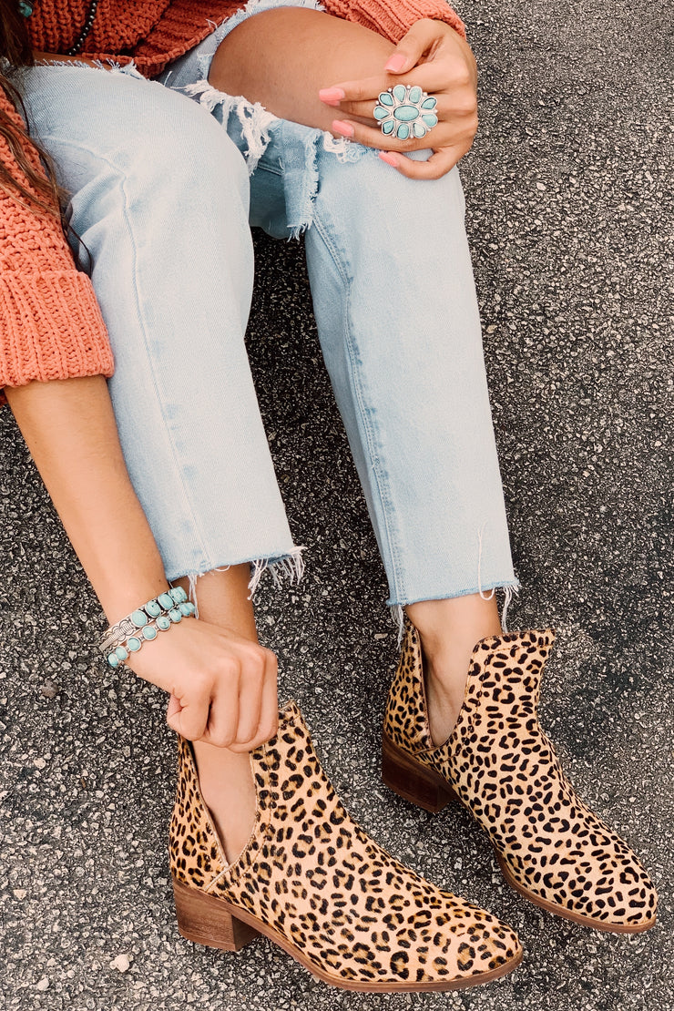 The Pronto Leopard Booties