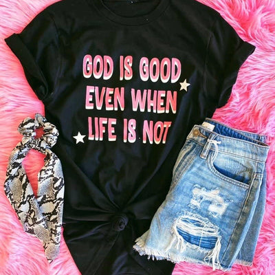 God Is Good T-Shirt