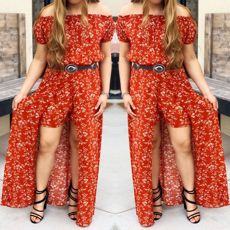 The Nomad Romper Dress - Chic Threads Clothing Co.