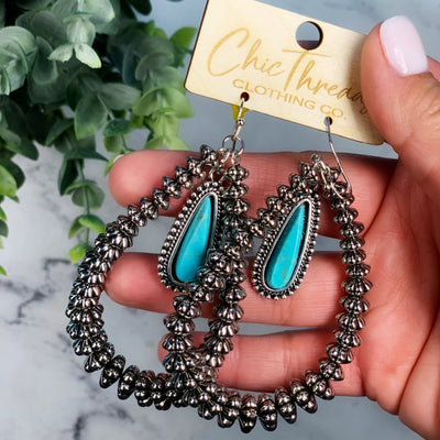 The Arizona Earrings - Chic Threads Clothing Co.
