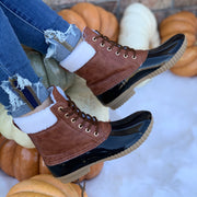 Sherpa Duck Boots - Chic Threads Clothing Co.