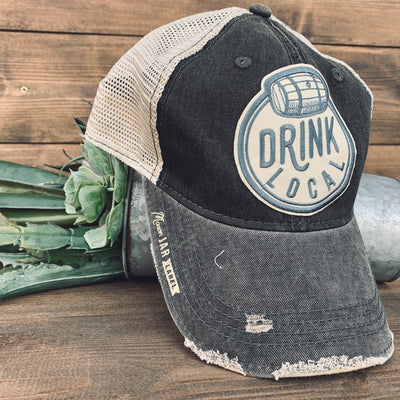 Drink Local Cap - Chic Threads Clothing Co.