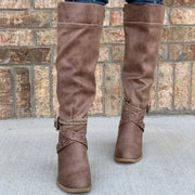 Shine All Day Boots - Chic Threads Clothing Co.