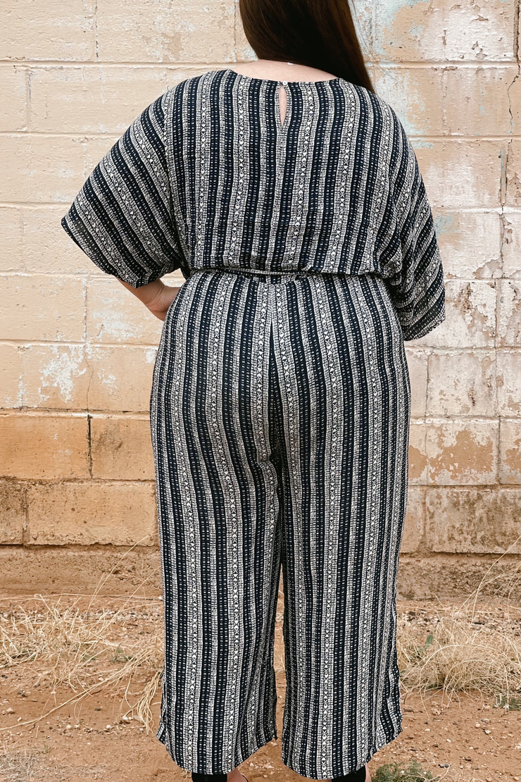 Take Me To Tulum Plus Jumpsuit