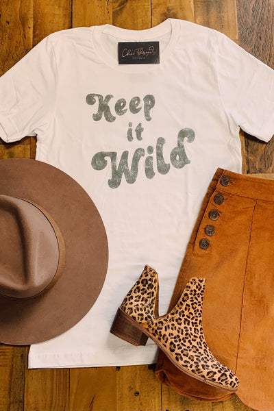 Keep It Wild T-shirt