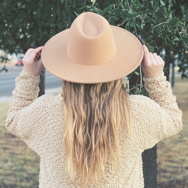 Wild West Hat - Chic Threads Clothing Co.