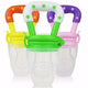 Nipple Fresh Food, Milk,Nibbler Feeder Baby Feeding Bottel