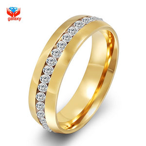 Promotion!!  24K Gold Filled CZ Diamant Zircon