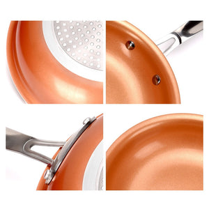 Non-stick Ceramic & titanium Frying Pan