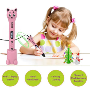 Breakthrough 3D Pen