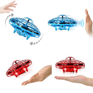Mini Drone UFO RC  Infraed Induction Quadcopter
