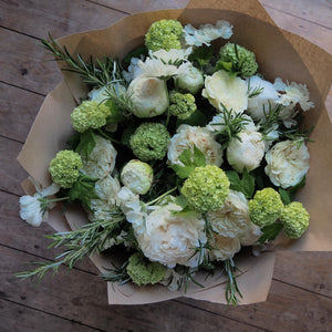 The Opulent Garden Bouquet