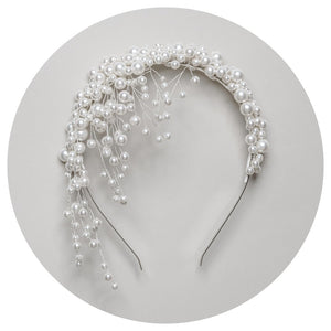 PEARLS Hairband