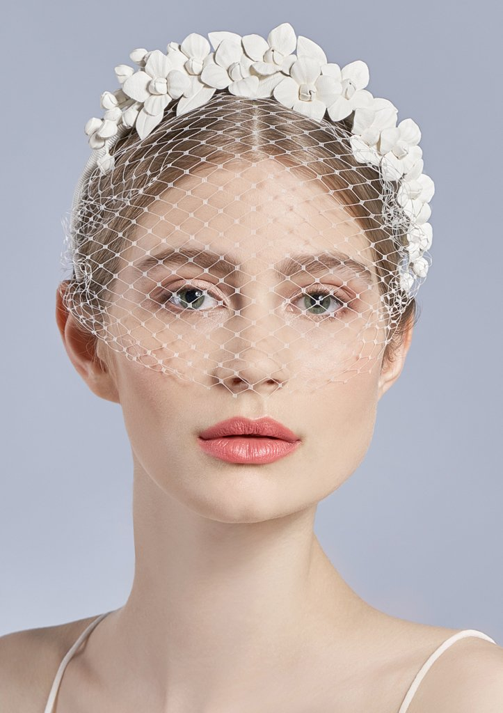 HOLLY SIDE VEIL Hairband
