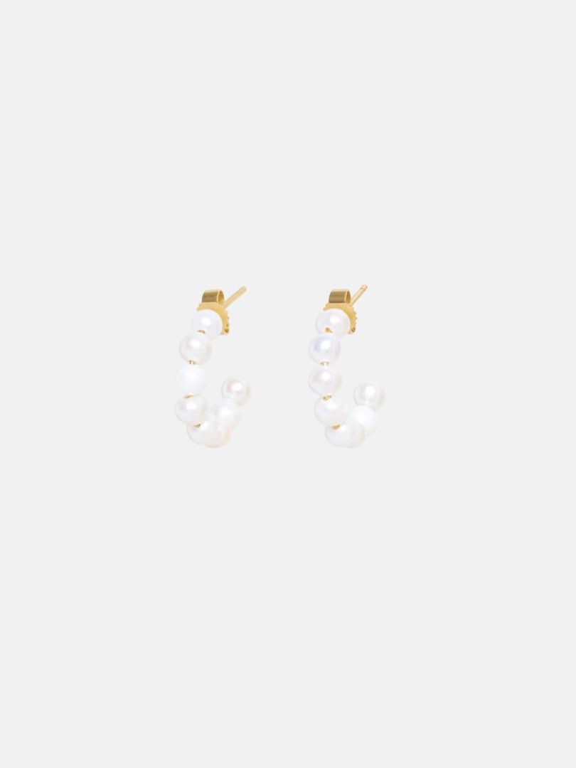 Aurora Pearl Earrings