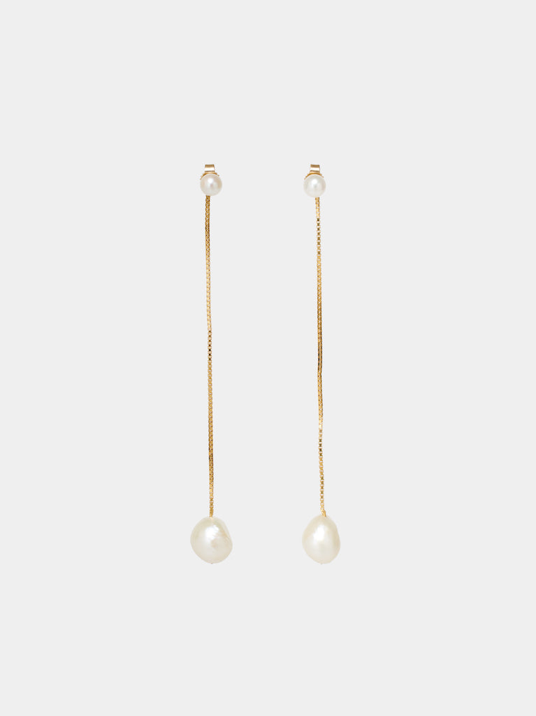 À Deux Drop Earrings