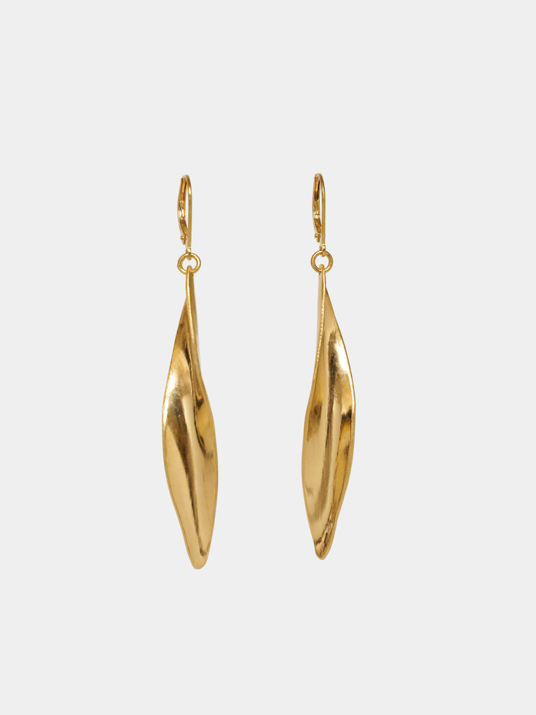 Feuille Earrings