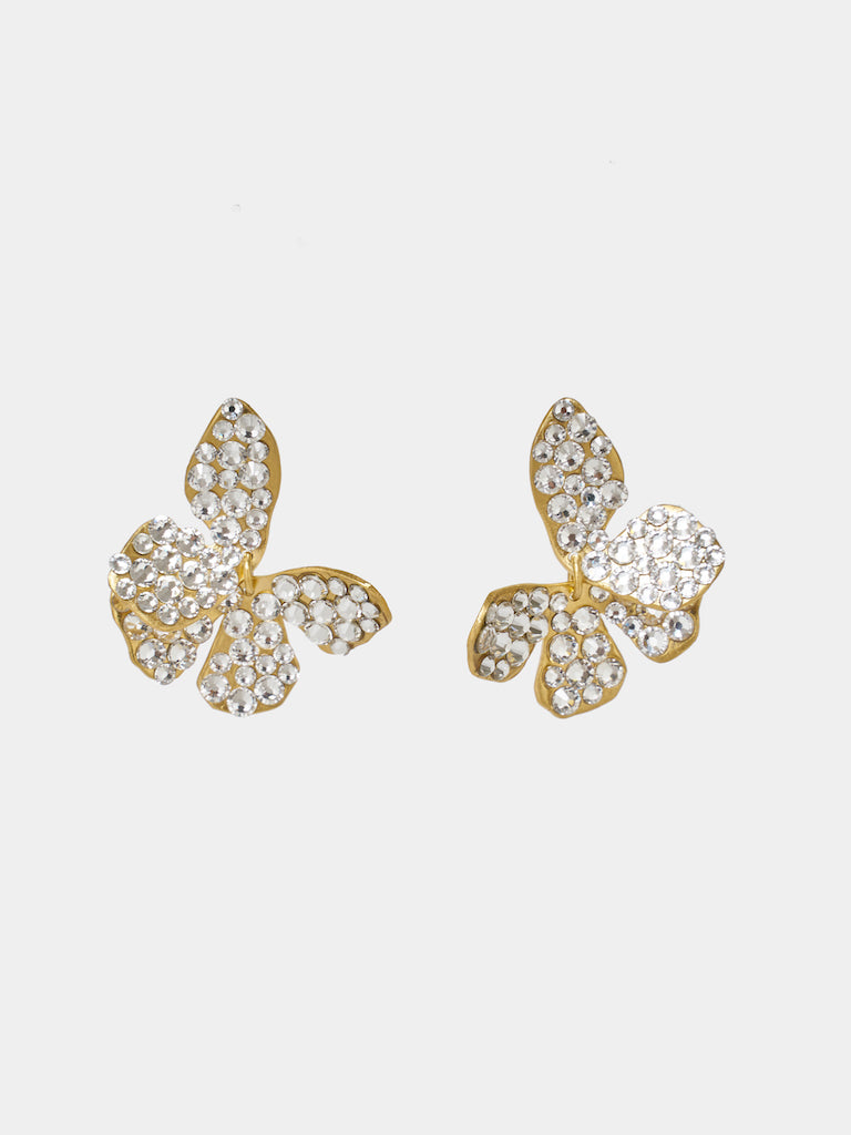 Lumière Crystal Earrings